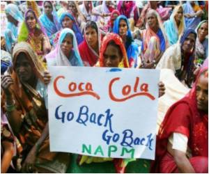 Cola Giants and Small Farmers Fight For India's Depleting Resource - Water