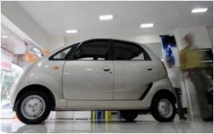 World's Cheapest Car Hits Indian Streets