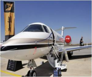 India's Super-Rich Targeted by Private Jet Makers