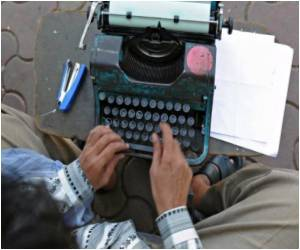Modern India Still Has Space for Old-Fashioned Typewriters