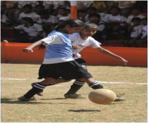 Football Changing Young Indian Lives