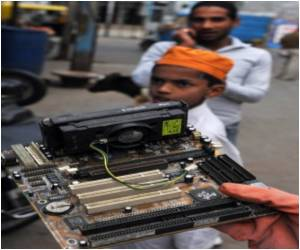 Recycling 'e-Waste' Poses Health Danger in India