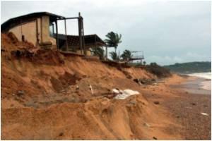 Coastal Erosion Threatens Goa's Idyllic Beaches