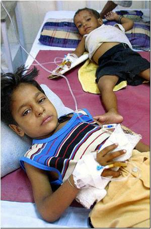 Cholera's Death Toll in Eastern India Rises to 186