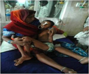 Encephalitis Kills Eight More Children In Bihar, Taking Death Toll to 31