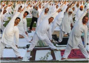 Church Minister Forbids 'Un-Christian' Yoga