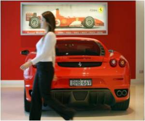 Ferrari to Find Its Way in Booming India: Report