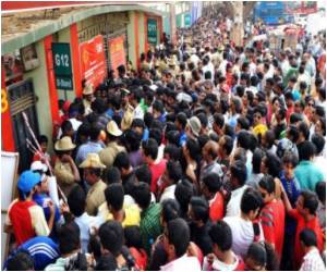 India Expected to Surpass China's Population by 2050