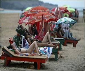 Bikini-Clad Women to Promote Goa Tourism