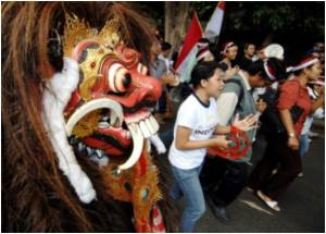 Thousands of Balinese Protest Against Anti-porn Bill