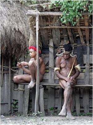 Porn Law in Indonesia may Not Deter Papuan Tribesmen