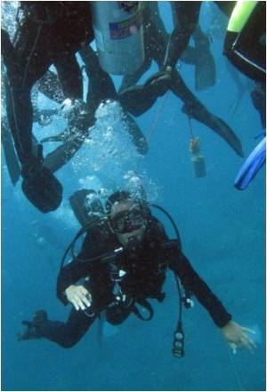 Scuba Diving Improves Body Function In Vets With Spinal Cord Injury