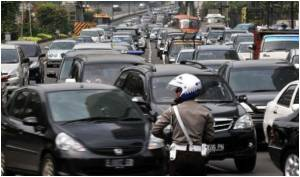 Traffic Pollution Impairs Lung Function in Kids