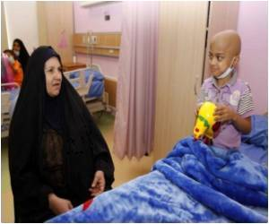 Iraq City Gets New Hospital To Tackle Soaring Child Cancer