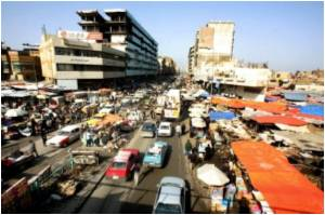 Traffic Ban Frustrates Iraqis