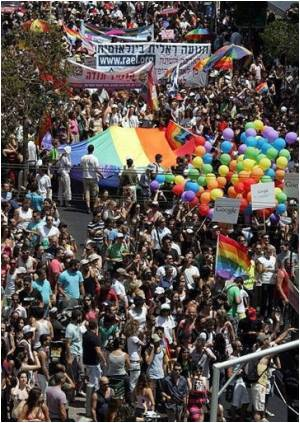 Tel Avivs Gay Pride Opposed By Israel Minister And Rabbis