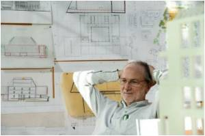 Famous Italian Architect Renzo Goes 'Green' for Environmental Conservation