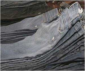 You Could Soon Help Clean Environment By Wearing Pair of Jeans