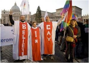 Vatican Stirs Up A Storm With Its Opposition to Pro-Gay UN Text