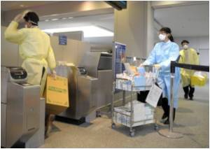 Japan Tests Four-Month-Old US Baby For Swine Flu