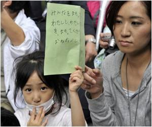 Japanese Protest As Nuclear Radiation Safety Limits Raised At Schools