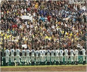 Baseball Dream Kept Alive by Japan Tsunami Children