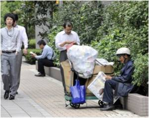 One in Six Japanese Living in Poverty: Survey