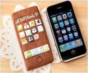 Japan Bakery's Sweet Surprise - Edible IPhone