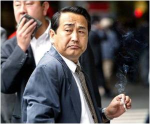 Tokyo To Ban Smoking in Train Stations From April 2009
