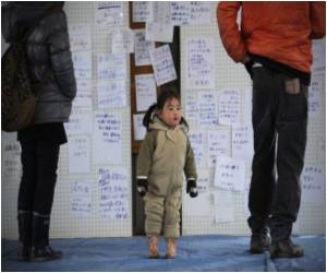 Children of Japan Tsunami are Traumatized