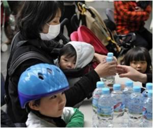 Tap Water Scare in Japan