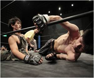 Wrestling Helps Maintain the Pride of the Disabled in Japan