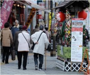 Japan's Population Registers Slowest Growth Since 1920