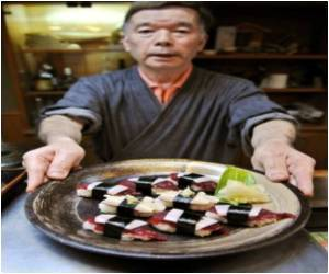 Japan's Sushi Chefs on Global Training Mission