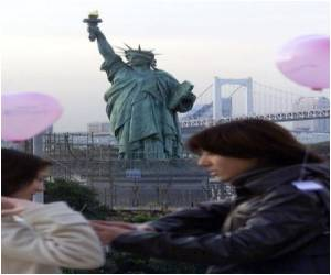 Statue of Liberty Replica in Japan Looking for New Home
