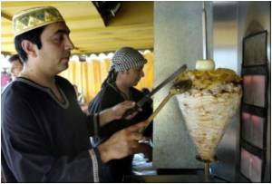 Jordan Bans Sandwiches Over Salmonella Outbreak