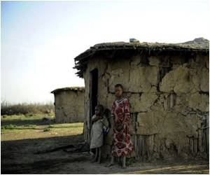 Kenyan Maasai Girls Flee Female Circumcision