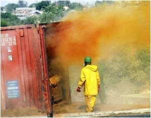 Kenyans in Mombasa Taken Ill After Toxic Leak