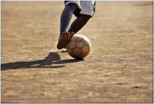 Football Brings Solace to Violence Ravaged Kenyan Slum Children