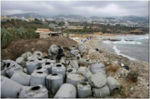One Year On, War Pollution Still Stains Lebanon's Shores