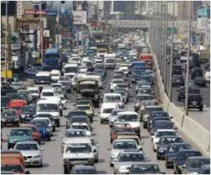 Nightmarish Traffic in Lebanon
