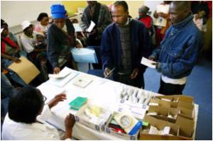 Universal AIDS Testing Scheme Fails in Lesotho: Rights Groups