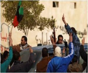 Women Make Their Presence Felt In Mideast Revolts