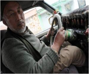 The Story of the Afghan Cab