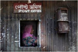 Booming Cell Phone Sales Put Bangladesh Postmen Out of Work