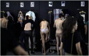 Brazilian Models Go the European 'Skeletal' Way