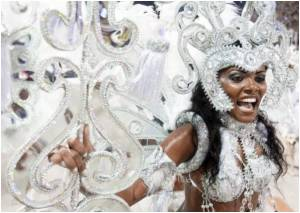 Rio Wraps Up Star-Studded Carnival Parades
