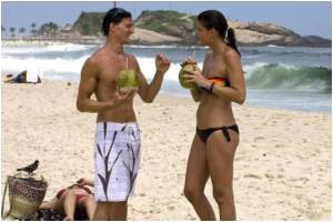 Rio's Beaches Will miss the Famous Coconuts