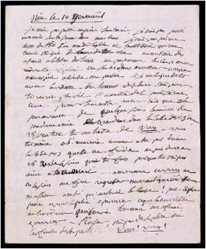 Napoleon Love Letter Seduces Bidders at Manuscript Auction