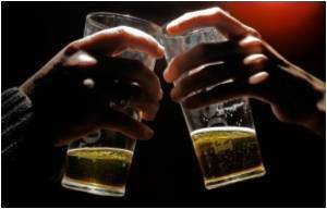 Relapse Risk Increased by High Levels of Stress Hormone in Recovering Alcoholics
